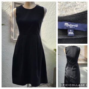 Madewell Black  Dress Sz 2